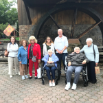 A lovely day at Peddlers Village.