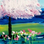 Peg McGowen, Cherry Tree