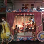 This antique display was first shown on the Atlantic City boardwalk.