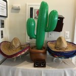 Welcome to the Fiesta! Grab a sombrero and enjoy the fun!