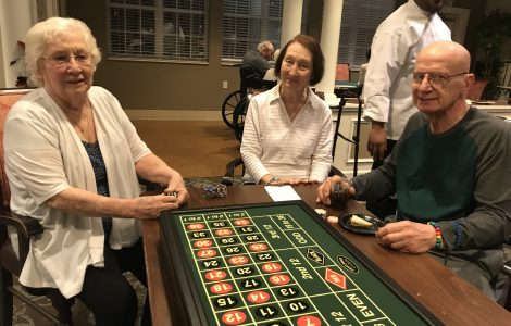 Blue Bell Place Presents: Casino Night!