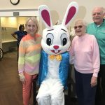 The Easter Bunny & Friends!